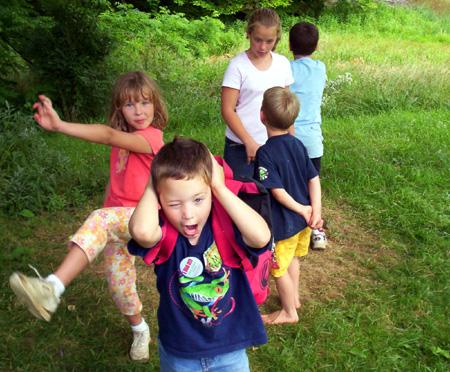 İçedönük ve Dışadönük Çocuklar
