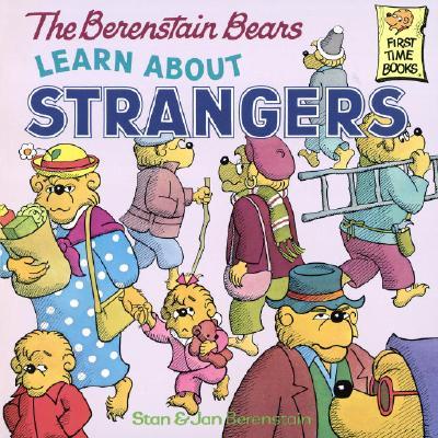 Çocukları yabancılar konusunda eğitmek