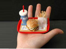 Restoranlardaki sağlıksız çocuk menüleri