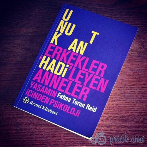 Kitap Değerlendirme: Unutkan erkekler, 'hadi'leyen anneler